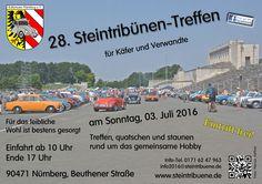 28. Steintribünen-Treffen 3 Juli 2016 Nürnberg, Germany, Käferteam Nürnberg e.V. - Home