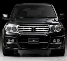New Land Cruiser... She will be mine in only a year!!!