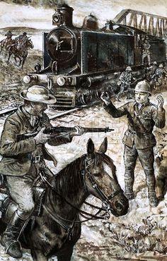 Winston Churchill captured by the Boers Safari, The Warlord, Innocent Child, Inner World, Royal House, Winston Churchill, Folk Music, Interesting History, World Leaders