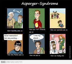 Asperger-Syndrome - disorder or neurodiversity ?
