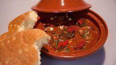 Tajine met gevulde gehaktballen met 'zongedroogde' tomaatjes - Grenzeloos Koken | 24Kitchen