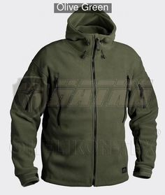 Helikon-tex Patriot Heavy fleece-takki
