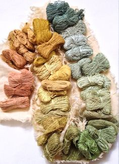 Festival of Natural Dyes – Fibreshed Melbourne