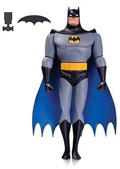 DC Collectibles : The Animated Series: Batman Action Figure Review