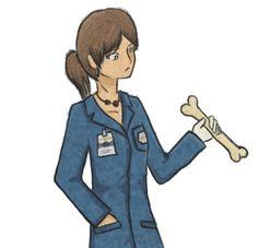 Bones Fan art xD