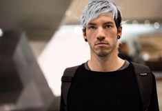 austihazelton:  Transparent josh // his hair matches the color of your blog
