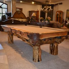 Best Pool Tables Game Rooms Images On Pinterest Pool Table - Handmade pool table