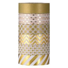 Amazon.com: Mudder Washi Masking Tape Collection, Pack of 6 (Color Set 4): Arts, Crafts & Sewing