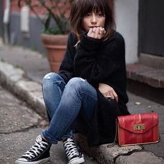 That coat looks so cozy! babiolesdezoe's photo on SnapWidget.