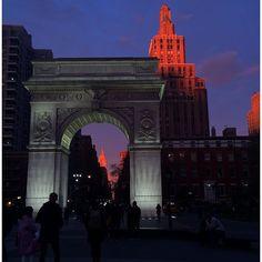 http://washingtonsquareparkerz.com/sunset-washingtonsquarepark-nyc-3/   #sunset #washingtonsquarepark #nyc