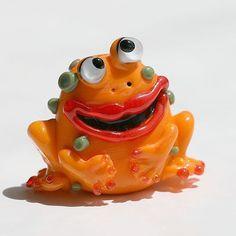 Эта красотка уже уехала любителю жабок. Можно сделать подружку. #лэмпворк…