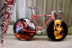 #fixie #fixedgear #bike