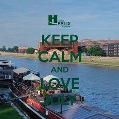 #KeepCalm #HotelFelix #Krakow