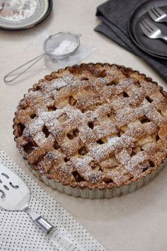 Just in time for upcoming holiday season, I've gathered my 20 most popular desserts for Rosh Hashanah, which every year I make over and over again. Baking Recipes, Cake Recipes, Dessert Recipes, The Joy Of Baking, Most Popular Desserts, Pastry Board, Vanilla Sauce, Apple Filling, Fresh Apples