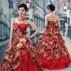 Asian and Indian dresses