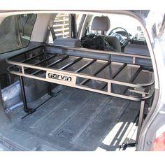 Garvin Utility Rack, 2005-2012 Nissan Xterra