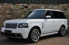 Land Rover Range Rover OVERFINCH