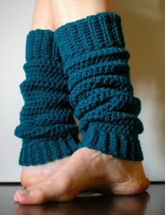 72 Adorable Crochet Winter Leg Warmer Ideas | DIY to Make