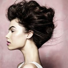 Beehive wedding hairstyle - Wedding Guest Hairstyles - Woman And Home | Mobile