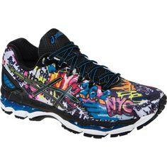 e750634b9fb ASICS GEL-Nimbus 17 NYC - Men's Running Cross Training, Asics Men, Marathon