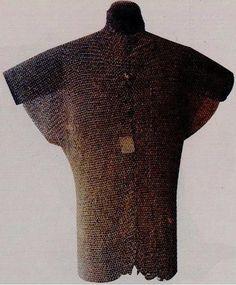 Korean mail armor, Joseon Dynasty.