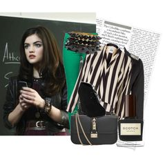 Aria From Pretty Little Liars Style Inspiration