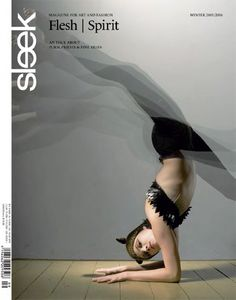 SLEEK Magazine issue 9 | Photographer: Detlef Schneider | Stylist: Tamara Rothstein #magazine #berlin #cover #editorial #dance
