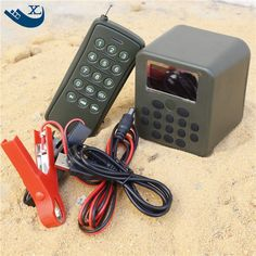 (78.12$)  Watch now - http://aijgy.worlditems.win/all/product.php?id=32774370309 - Remote Controller Waterproof Hunting Bird Sound Caller Mp3 Player 60w Speaker Pigeon Goose Crow Hunting Decoys
