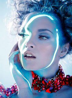 Futuristic photography by Seb Janiak!