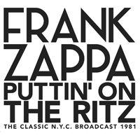 Zappa - Puttin' on the Ritz - Ltd. Deluxe Edn. Box (4 Colored Vinyl LP)  Let Them Eat Vinyl 0803341424227