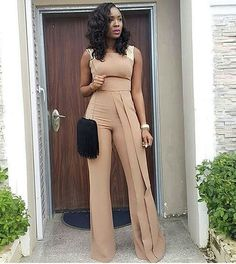 Ideas Wedding Guest Outfit Romper Products For 2019 wedding outfit guest Ideas Wedding Guest Outfit Romper Products For 2019 Wedding Guest Suits, Jumpsuit For Wedding Guest, Wedding Guest Style, Classy Dress, Classy Outfits, Cute Outfits, Look Fashion, Womens Fashion, Church Outfits