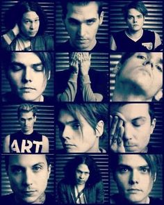 I grew up listening to this band and they help form who I am today and it broke my heart when they broke up.