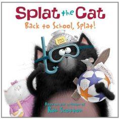 Splat the Cat Back to School, Splat
