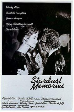 "Print: Movie Film Poster - Woody Allen  ""Stardust Memories""."