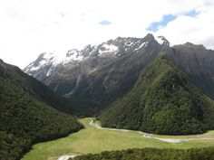 Routburn track, New Zealand...I did this in 2007. Incredible!