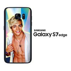 Ross Lynch Z2568 Samsung Galaxy S7 Edge Case