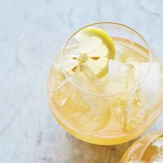 Citrus, Brandy and Pineapple Punch | This easy brandy cocktail from drinks artisan Chris Harrison is mildly sweet and nicely boozy, with a bit of spice from nutmeg.