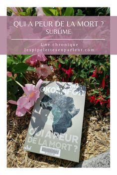 Qui a peur de la mort ? est un livre envoûtant. J'avais beaucoup aimé Kabu kabu de la même autrice, un recueil de nouvelles mi SFmi fantastiques. Ce grand roman sur l'Afrique et ses croyances, et surtout son potentiel de femmes fortes m'a beaucoup plu. #nnediokorafor #actusf #afrique #livre #litterature #litteraturenigeriane #chroniquelitteraire #sf #fantasy