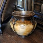 Tuscan Decor Large Oversized Tuscan Urns and Vases for Tuscan Style Decor