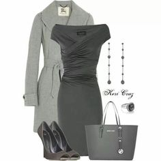 Womens Outfits For Winter Dressy Business Attire 55 Ideas From work dresses a Komplette Outfits, Classy Outfits, Fashion Outfits, Classy Dress, Casual Outfits, Casual Work Attire, Ladies Outfits, Stylish Work Outfits, Ladies Clothes