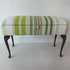 love this sweet piano bench http://pinterest.com/cameronpiano