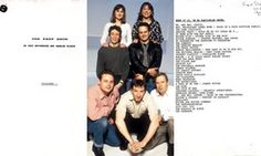 The cover page and draft running order from the Fast Show first pitch document and the season one cast of Caroline Aherne and Arabella Weir; Paul Whitehouse and Charlie Higson; John Thomson, Simon Day and Mark Williams. Charlie Higson, University Of East Anglia, Mark Williams, People Change, Screenwriting, Cover Pages, Looking Back, Pitch, Comedians