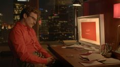 A new trailer and images for Spike Jonze's unconventional love story Her, starring Joaquin Phoenix, Scarlett Johansson, Amy Adams, and Rooney Mara. Movies To Watch List, Good Movies On Netflix, Movies Online, Movies 2014, Latest Movies, Zone Telechargement, Spike Jonze, Minority Report, Nicolas Cage