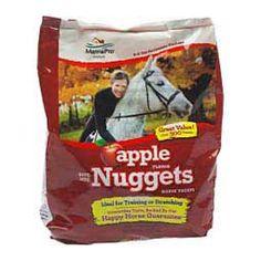 Bite-Size Nuggets Treats for Horses Apple 4 lb - Item # 38211