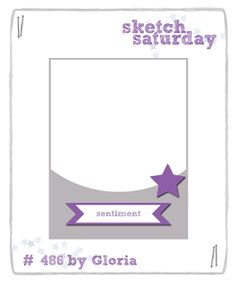 Sketch Saturday: Week #486 with Digi Stamp Boutique