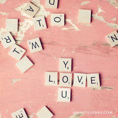 Amo você!!!