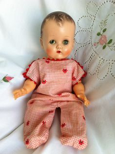 children's dolls from the 1950's | ... Doll , Vintage, Toys, Baby Doll, Children's Toys, Antique, 1950s Doll