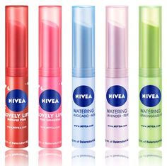 Nivea - Lip Balm (Strawberry)
