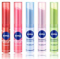 Nivea - Lip Balm collection