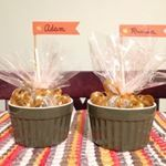 Dollar Store Crafts  » Blog Archive   » Tutorial: Candy Dish Place Card Table Favors with Dollar General